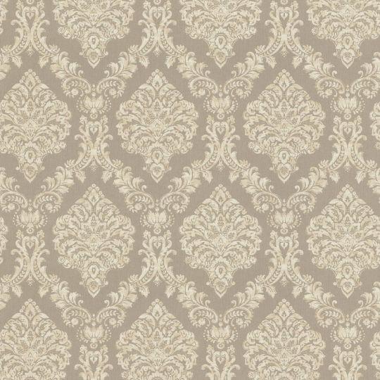 Метрові шпалери Rasch Maximum 16 916546 з гобеленами світло-коричневі