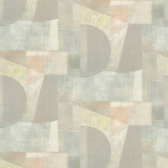 Метрові шпалери Rasch Maximum 16 916928 абстракція сіро-салатова