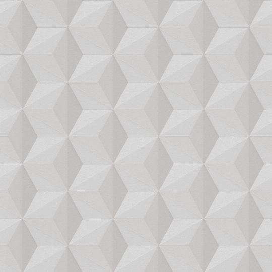 Шпалери AS Creation New Life 96255-1 кубики 3D бежеві люрекс