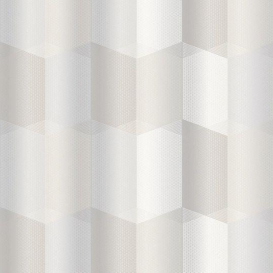Обои Grandeco Impression A37203 призма серые с блеском