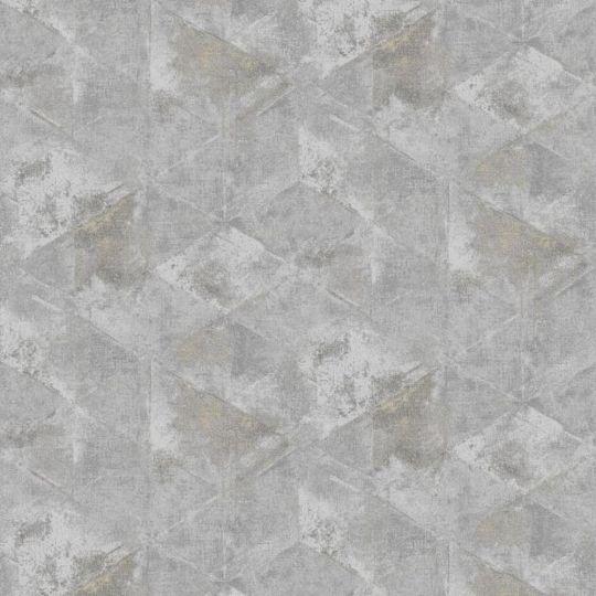 Шпалери Grandeco Phoenix A48502 ромби сірі