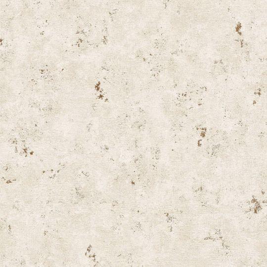 Шпалери Grandeco Phoenix A48601 кора кремова бронза