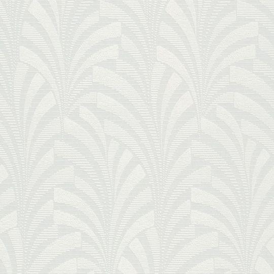 Шпалери Grandeco Phoenix A53304 арт-деко біло-сірі