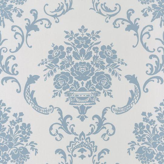 Обои Caselio Ashley ASHL69346099 амфора бело-синие