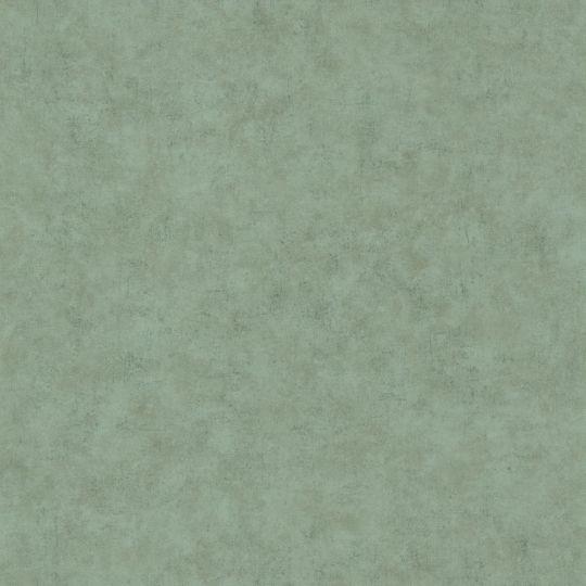 Обои Caselio Beton BET101487670 под бетон зеленый мох