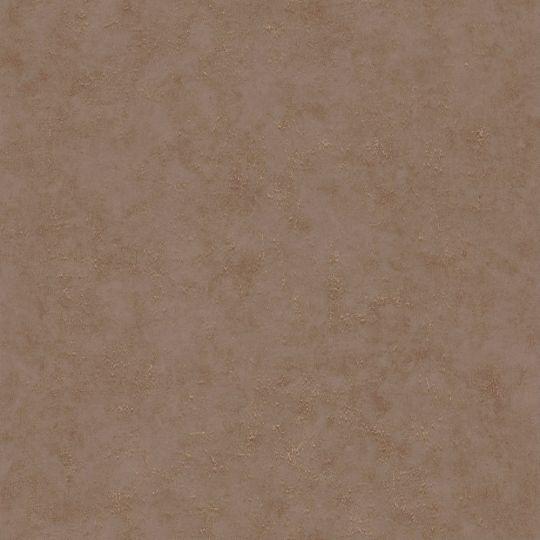 Обои Caselio Beton BET101492010 под коричневый бетон с золотинкой