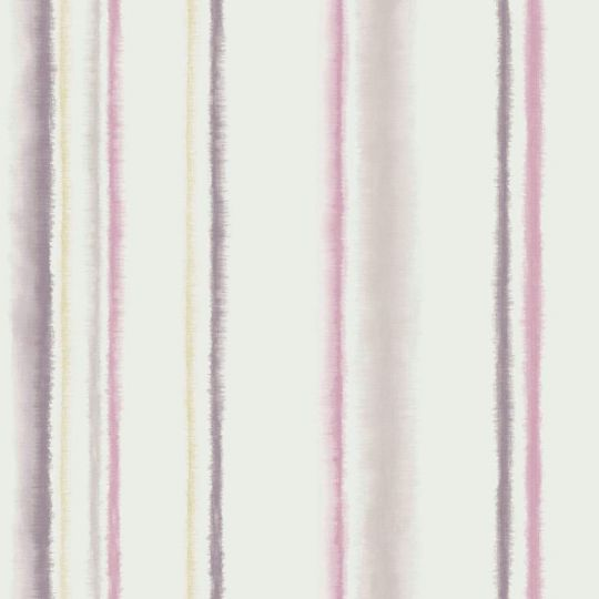 Шпалери Casadeco Colorado CRD20555112 розмиті смужки на білому тлі