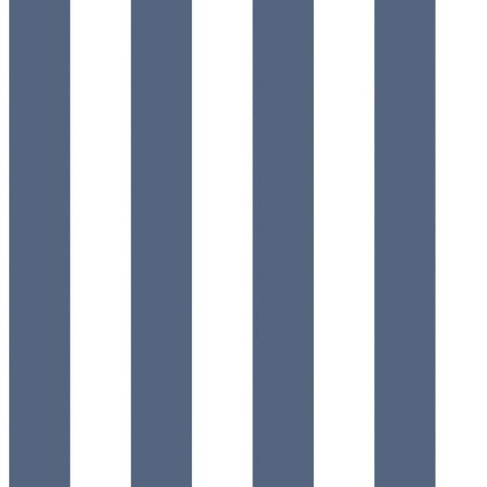 Обои Galerie Deauville 2 G23144 в полоску бело-синие