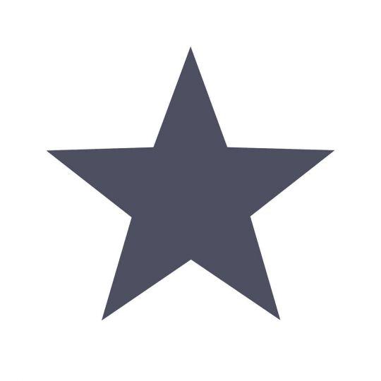 Обои Galerie Deauville 2 G23317 большая темно-синяя звезда