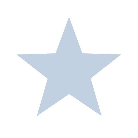 Обои Galerie Deauville 2 G23318 большая голубая звезда