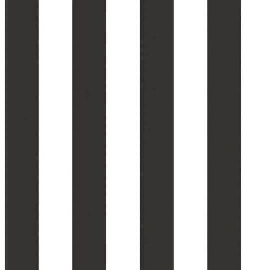 Шпалери Galerie Deauville 2 G23337 в смужку чорно-білі