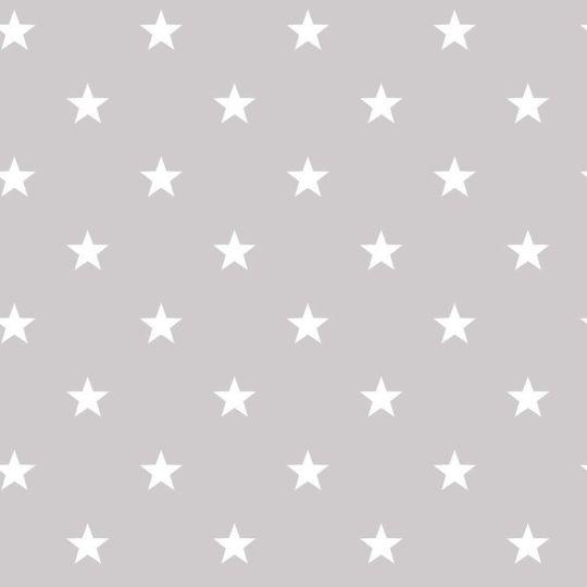 Обои Galerie Deauville 2 G23351 белые звездочки на сером фоне