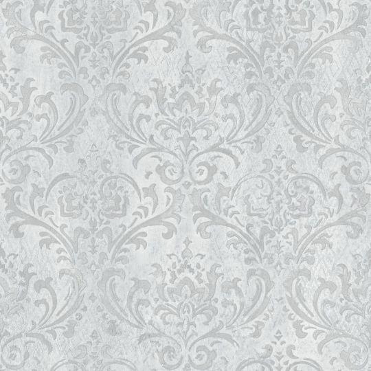 Обои Galerie Steampunk G45170 дамаск серый
