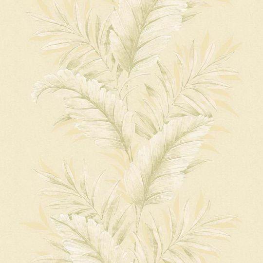 Шпалери Galerie Palazzo G67649 листя салатові