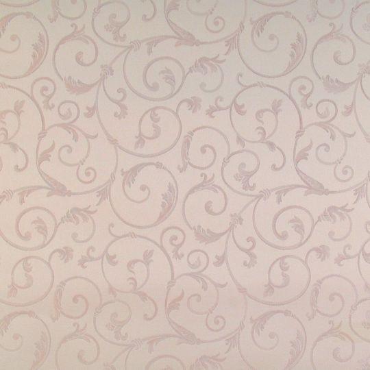 Текстильні шпалери Giardini Diana GGDD8350 рожеві класичні візерунки Італія ширина 1,18 м