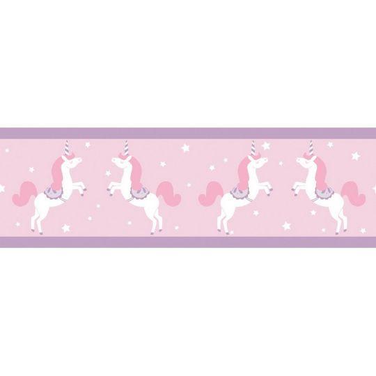 Кант Caselio Girl Power GPR100905010 единороги розово-фиолетовые