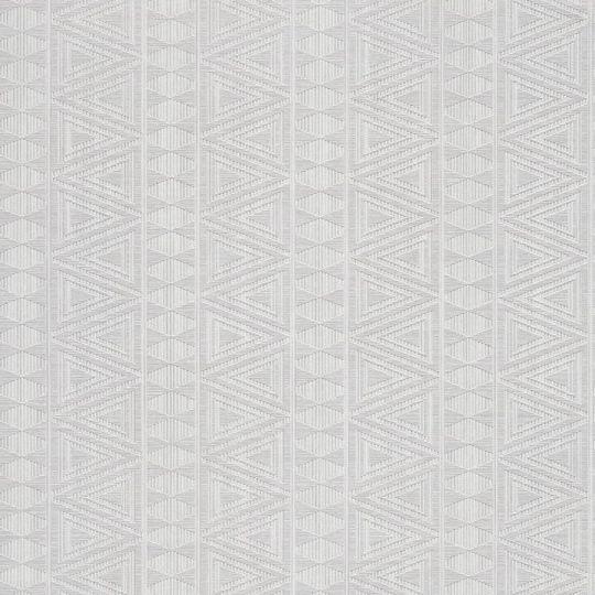 Шпалери Grandeco Gravity GT2002 геометричний орнамент світло-сірий