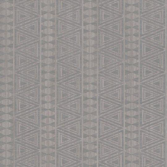 Шпалери Grandeco Gravity GT2004 геометричний орнамент сіро-коричневий