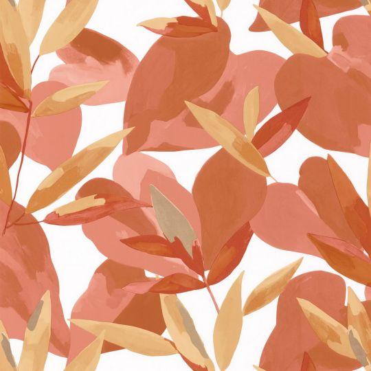 Обои Caselio Imagination IMG102153003 листва красная