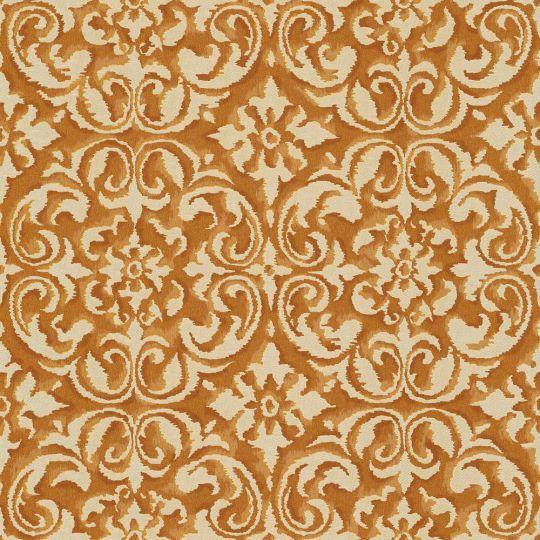 Шпалери Grandeco Karin Sajo KS3007 версаль помаранчеві