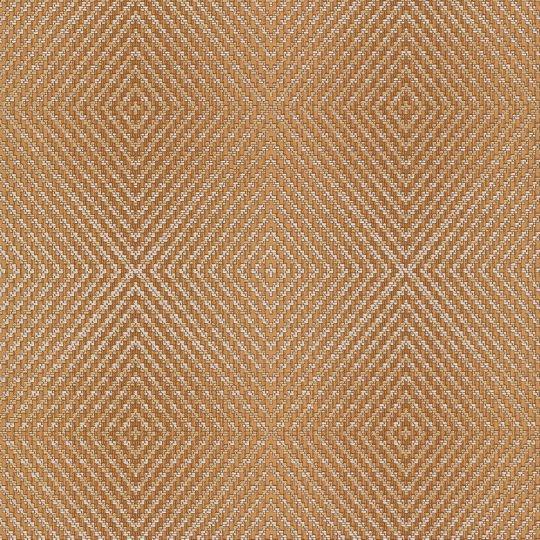 Шпалери Grandeco Karin Sajo KS3207 плетіння помаранчеве