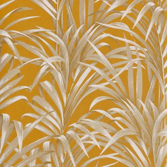 Обои Casadeco 1930 MNCT28922318 пальмы янтарные