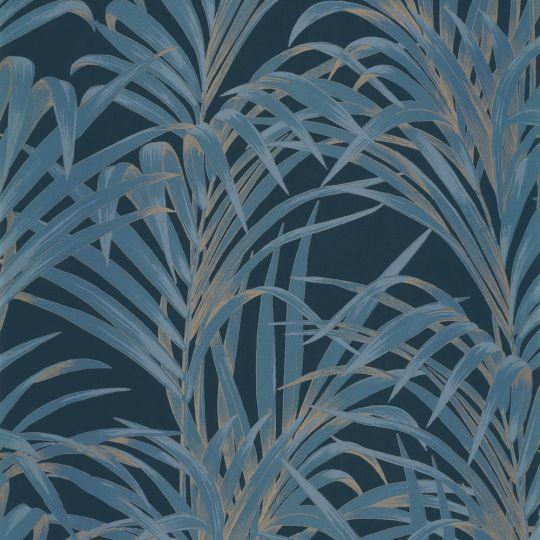 Обои Casadeco 1930 MNCT28926327 синие пальмы