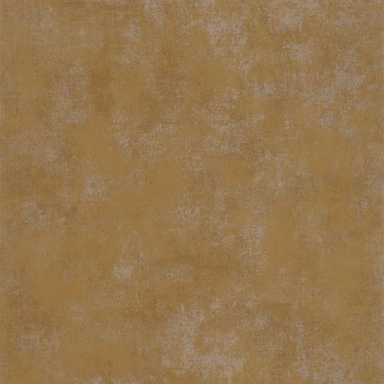 Обои Casadeco Montsegur MTSE80831468 под декоративную штукатурку горчично-золотые