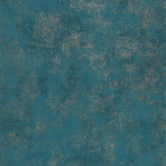 Обои Casadeco Montsegur MTSE80836267 под декоративную штукатурку синие