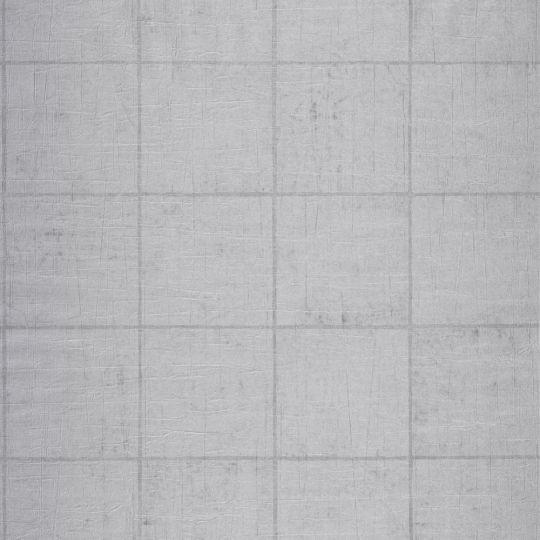 Шпалери Casadeco Natsu NATS82169219 квадрати срібні