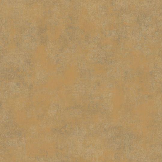 Обои Casadeco Stone STNE80831468 под штукатурку темно-желтые