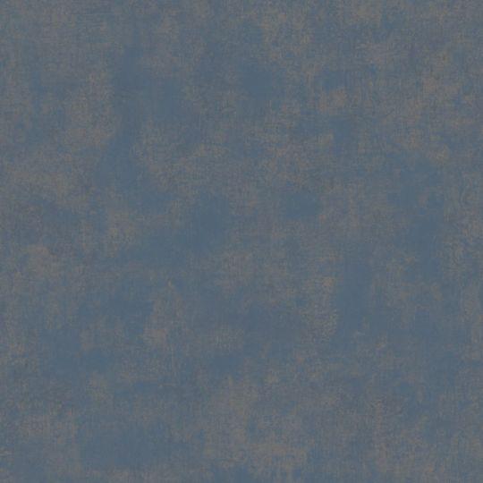 Обои Casadeco Stone STNE80836466 под штукатурку ночная синь