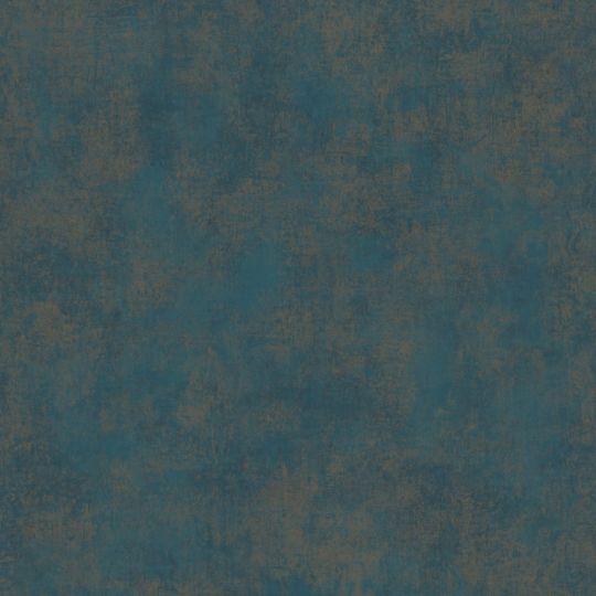 Обои Casadeco Stone STNE80836520 под штукатурку темно-синие
