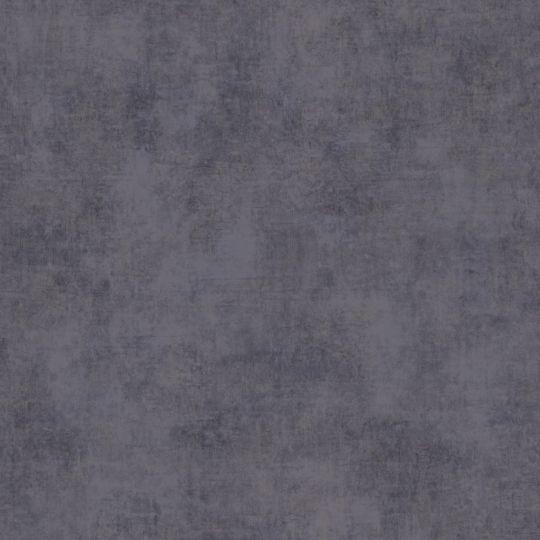 Обои Casadeco Stone STNE80836812 под штукатурку темно-фиолетовые