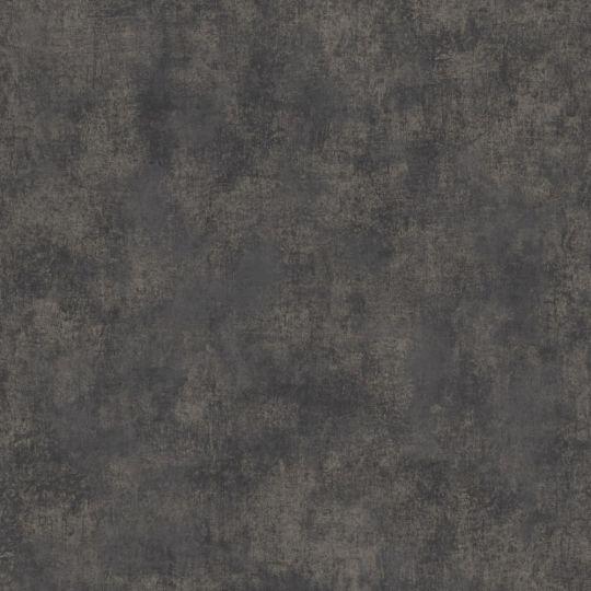 Обои Casadeco Stone STNE80839803 под штукатурку черные
