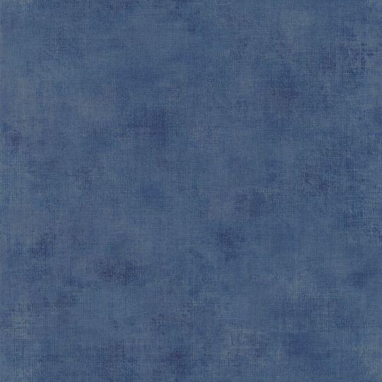 Шпалери Caselio Telas TELA69876867 під штукатурку темно-сині