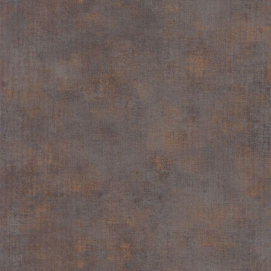 Шпалери Caselio Telas TELA69879732 під штукатурку темно-сіро-коричневі