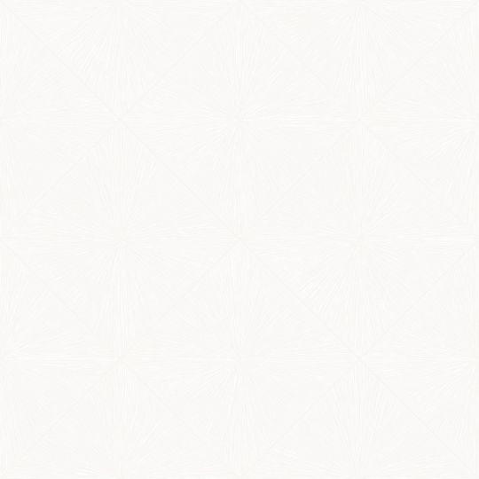 Обои Casadeco Utopia UTOP85130244 тисненые ромбы белые