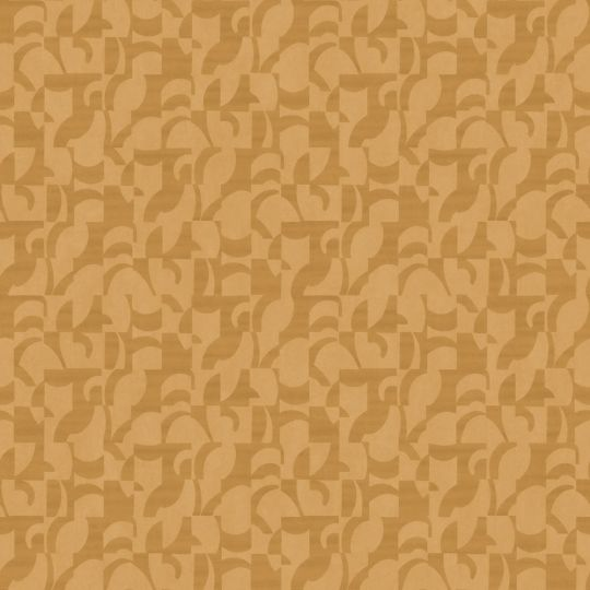 Обои Casadeco Utopia UTOP85142317 абстракция желтая