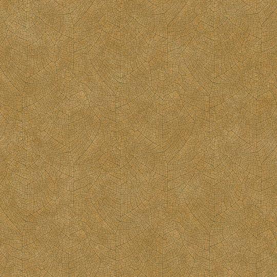 Обои Casadeco Woods WOOD26212313 текстура листочка темно-желтые