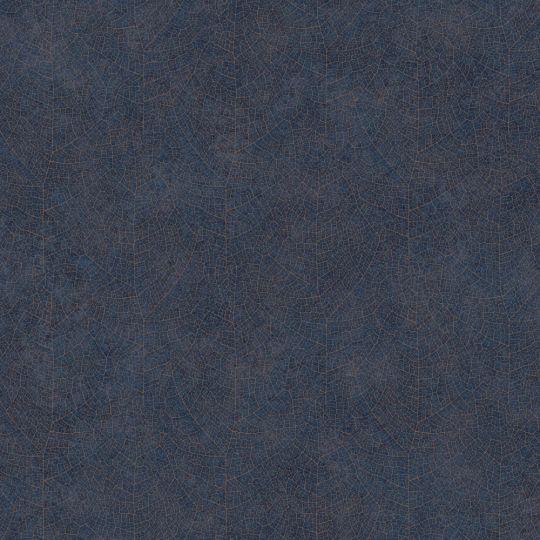 Обои Casadeco Woods WOOD26216515 текстура листочка темно-фиолетовые